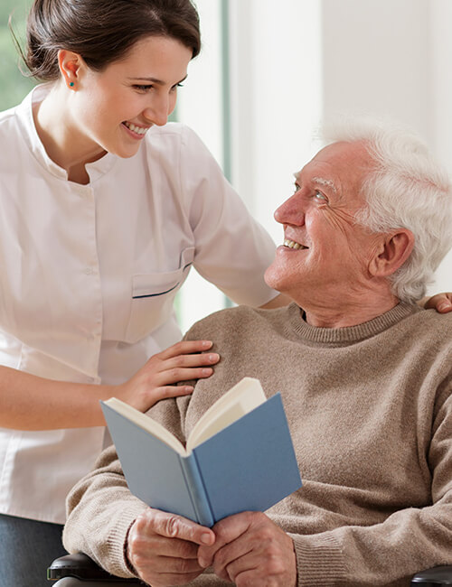 Platinum Care Respite Home care services Bury